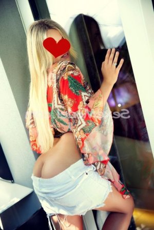 Zara massage wannonce escort girl