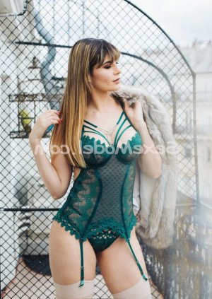 Maria-nieves 6annonce escorte girl massage sexy à Ville-la-Grand