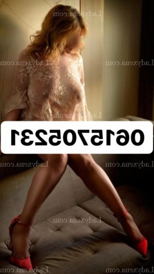 Nayelie escorte trans massage
