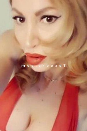 Virgilia escorte massage tantrique tescort à Ostwald