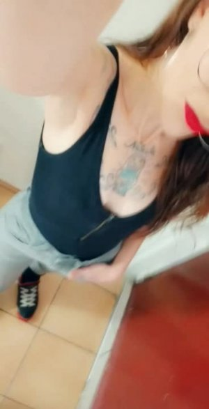 Gianina escort massage wannonce à Paris 6
